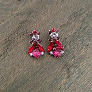 """""""Pink Ruby"""" SORRELLI Earrings ❤️"""